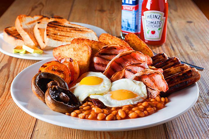 صبحانه-انگلیسی-لندن