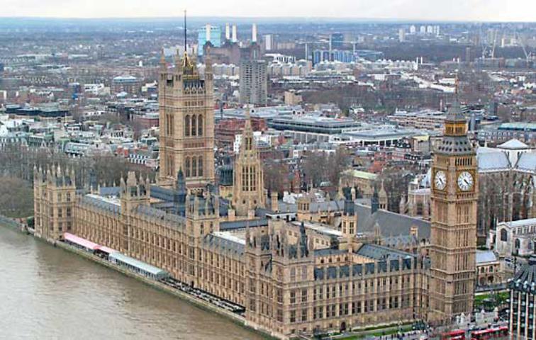 خانه-پارلمان-لندن