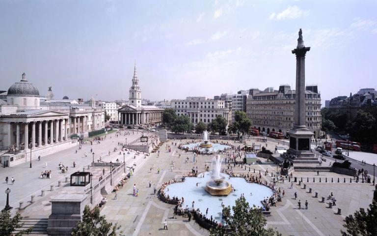 Trafalgar-میدان-ترافالگار-لندن