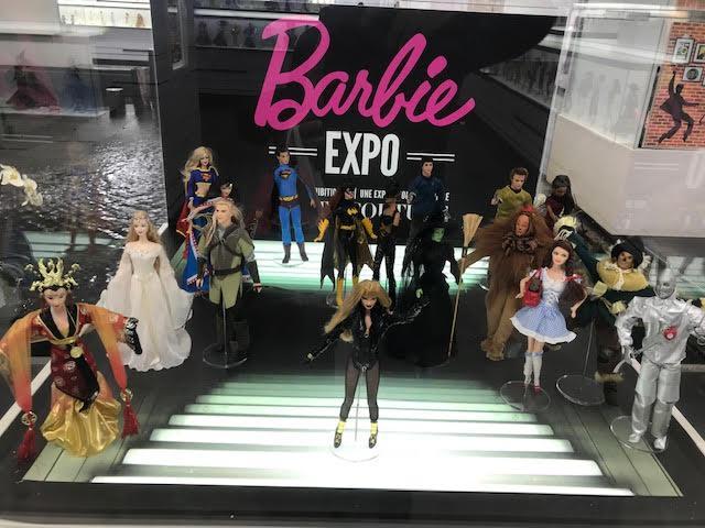 موزه عروسک باربی