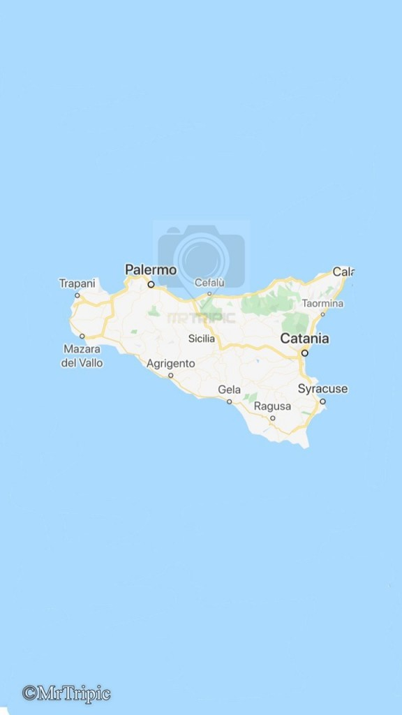 سیسیل - پالرمو